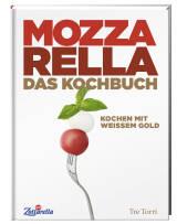 Mozzarella: das Kochbuch von Zott