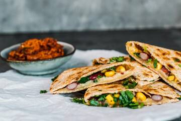 2 Quesadillas vegetarisch-5
