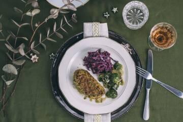 3 alternative Weihnachtsmenüs: Maronenbraten
