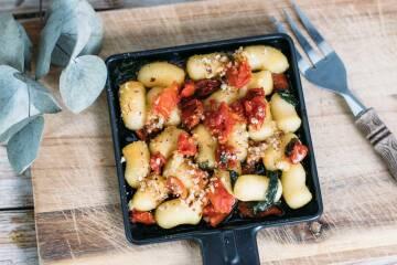 3 Gnocchi-Tomaten-Förmchen mit Haselnussparmesan-6