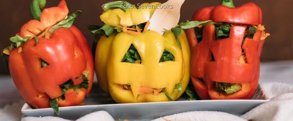 Halloween Paprika von SevenCooks