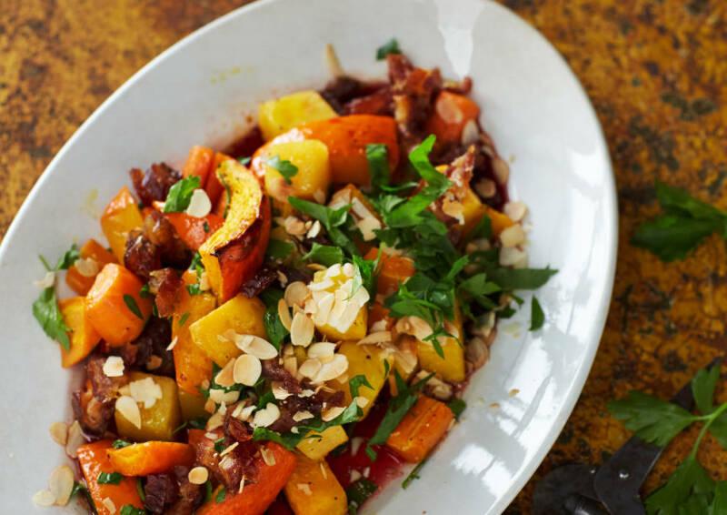 5 am Tag: Salat