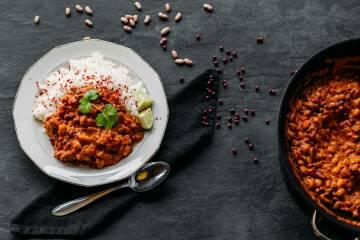 5-Bohnen-Curry