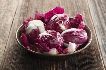 7 Salatsorten: Radicchio