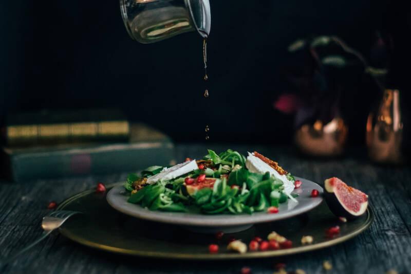 8 Tipps für Salatdressing: Header