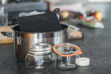 Anleitung Einkochen: Hilfsmittel