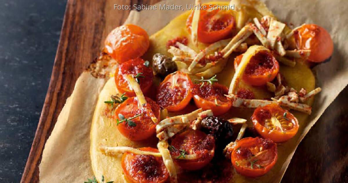 Ayurvedische Pizza | SevenCooks