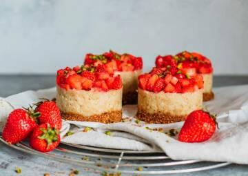 Backen mit Kokosöl: Veganes Milchreis-Dessert