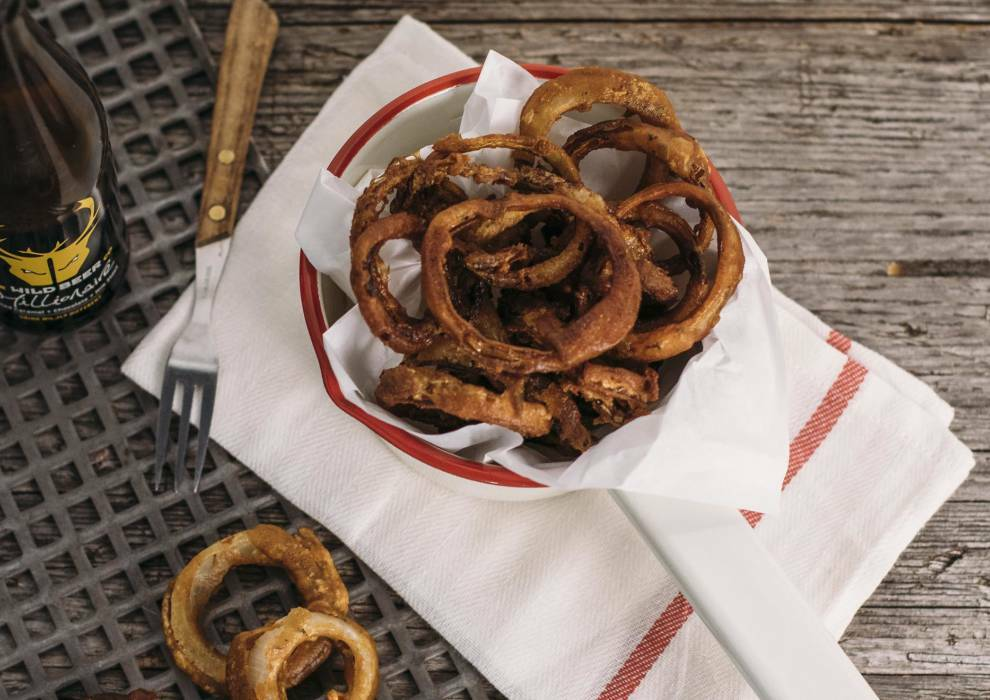 Beer Onion Rings