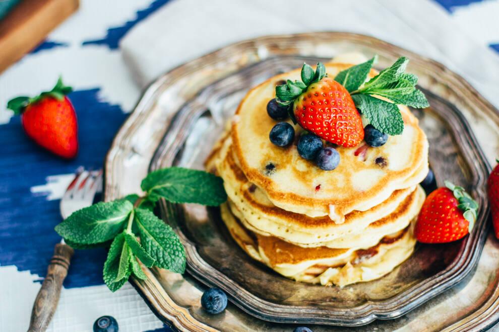 Beerige Pancakes