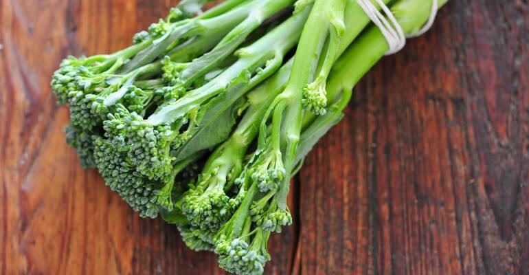 Bimi – das Beste aus Brokkoli und Spargel
