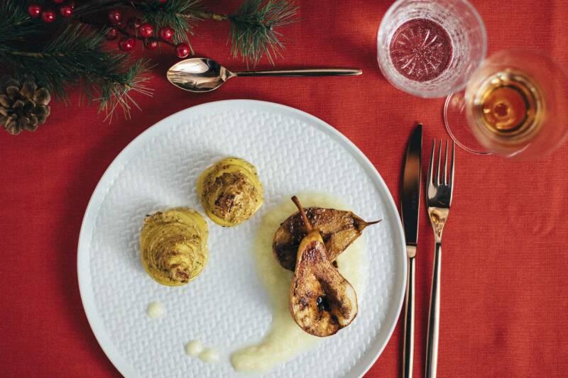 birne-mit-schoko-zwiebel-mousse weihnachten-Nr1
