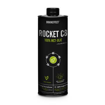 BRAINEFFECT Rocket C8 in der 1-Liter-Dose