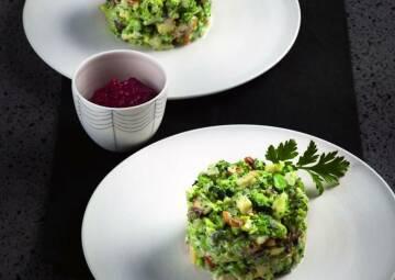 Brokkoli-Tartar