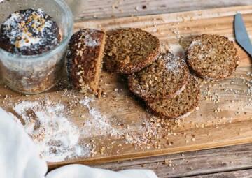 Buttermilch-Joghurt-Brot