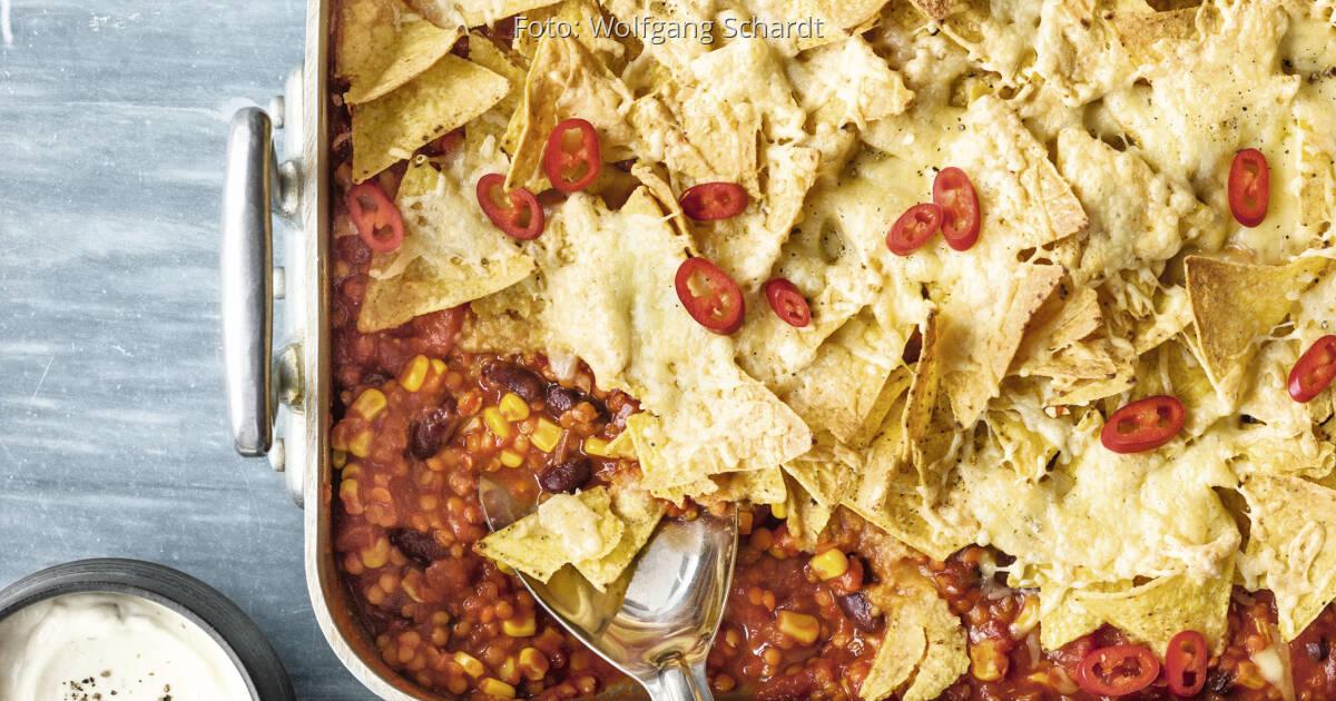 tortilla chips auflauf