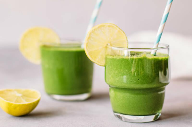Erfrischender Avocado-Smoothie