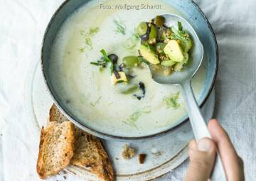 Fenchel: Cremesuppe