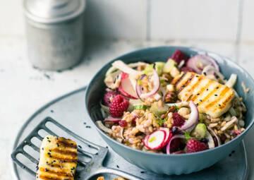 Fenchel Hafer Salat