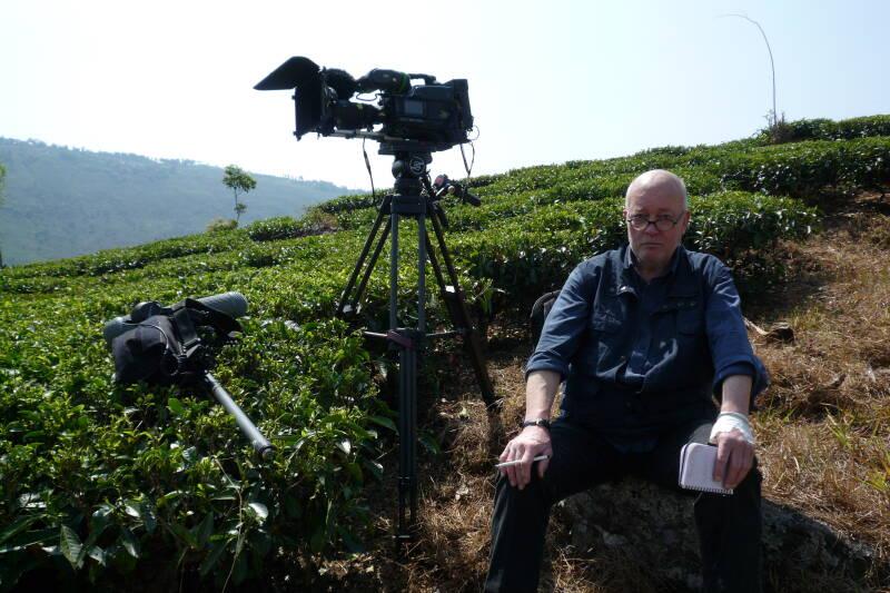 Filmtipp Code of Survial: Regisseur Betram Verhaag