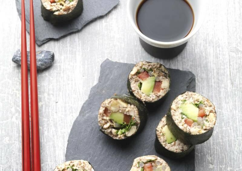 Fischfreundliches Sushi
