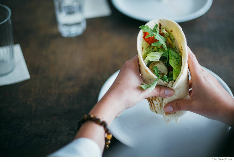 Food Trends Wraps