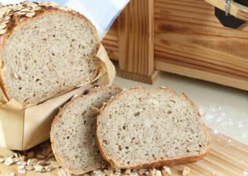 Frühstücksalternative: Brot