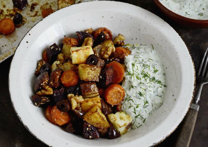 Gemüse im Alltag: Ofengemüse