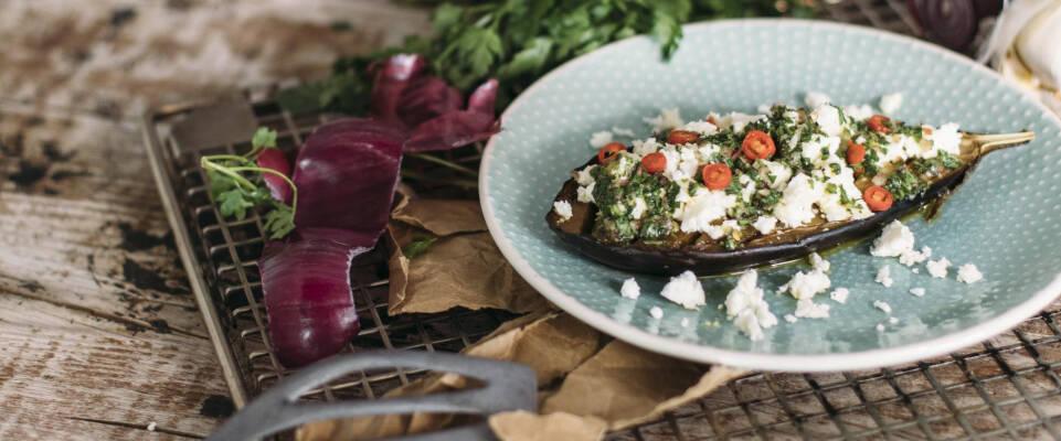 Kreative Kochideen mit Aubergine