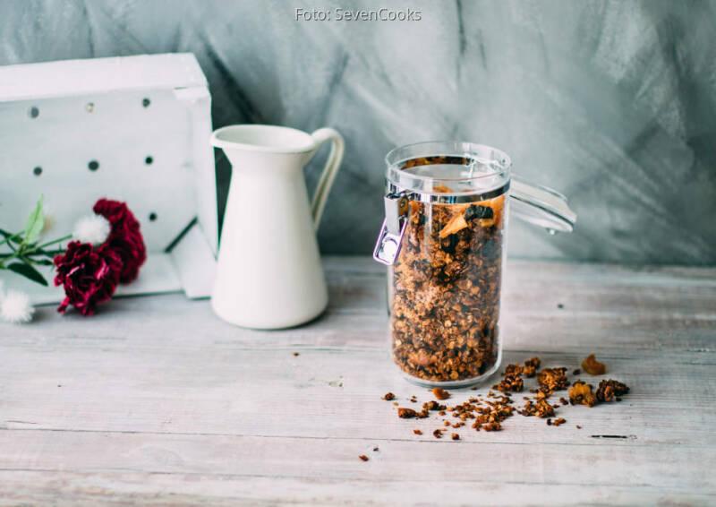 Geschenke aus der Küche: Granola