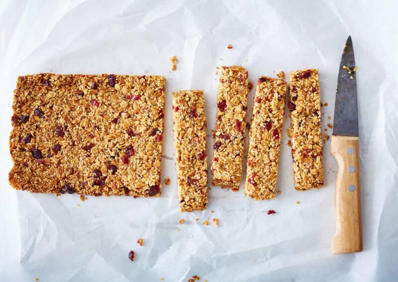 Gesunde Snacks: Amaranth Riegel