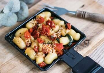 Gnocchi-Tomaten-Pfännchen