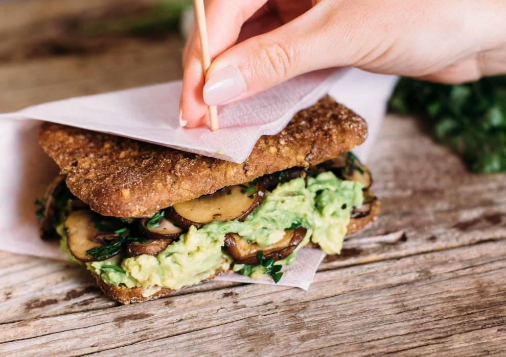 Grilled-Mushroom-Sandwich