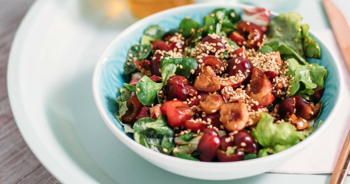 Vegetarische Sommerküche Rezepte : Rezepte für eine woche sommerlich vegetarisch sevencooks