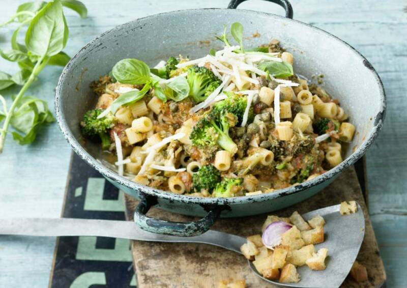 Heimische Superfoods Brokkoli