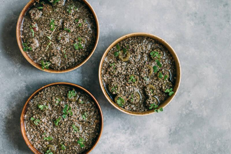 Hydrokultur Umpflanzen Müslischalen