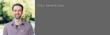 Simon vom SevenCooks Team