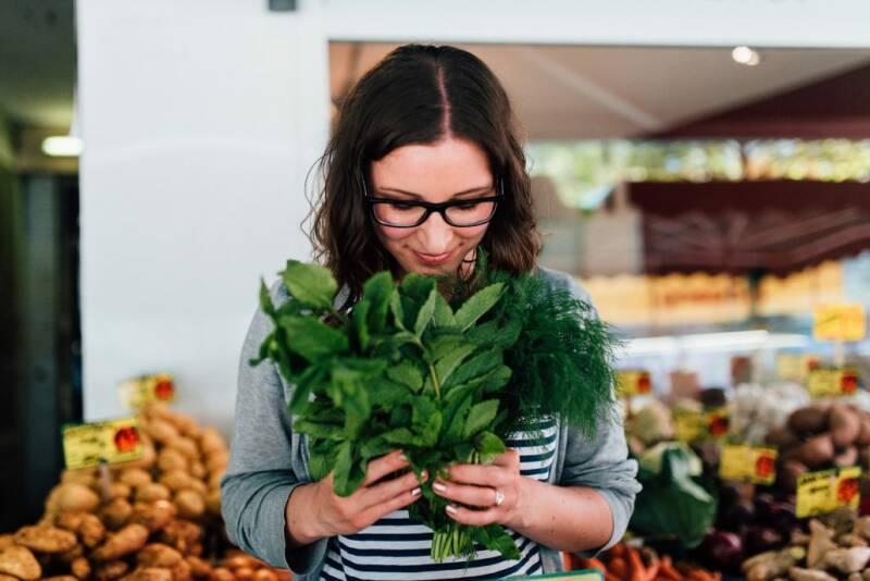 Interview Hannah Frey: Gemüse