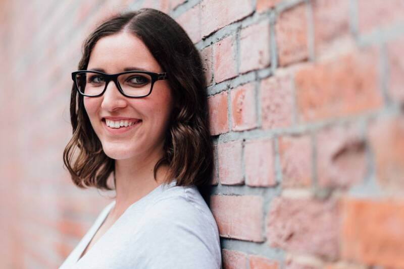 Interview Hannah Frey: Mauer Profil