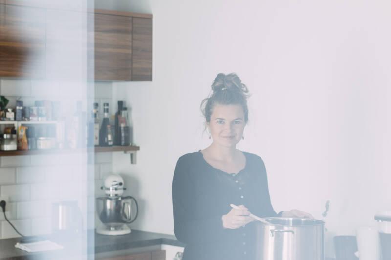 Interview Kochen für Gruppen: Lena-Marie 2
