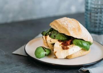 Italian-Caprese-Sandwich