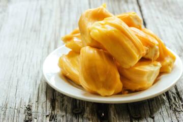 Jackfruit: Fruchtfleisch