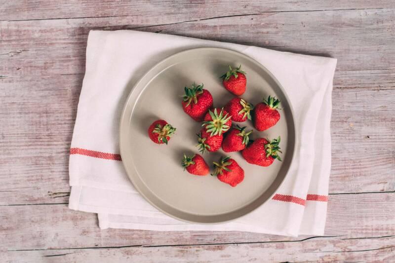 Kann man die Blätter von Erdbeeren essen