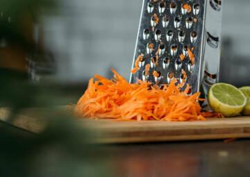 Karotten Raspel