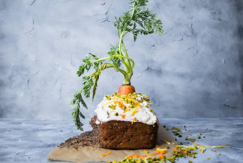 Karottenkuchen: Rezeptbild
