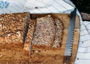Kochen mit Aufstrich: Eiweißbrot