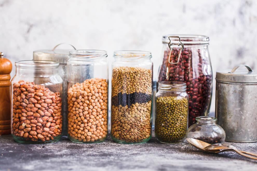 Levante-Küche: Hülsenfrüchte
