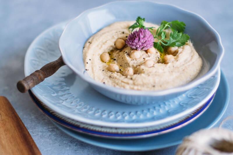 Levante-Küche: Hummus