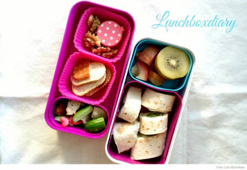 Listicle Bento Blogger Lunchboxdiary