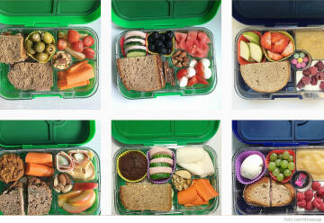 Listicle Bento Blogger Lunchboxyoga